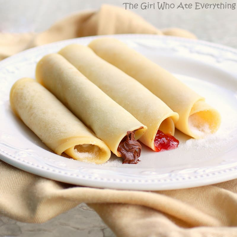 Jelly Roll Pancakes | The Girl Who Ate Everything