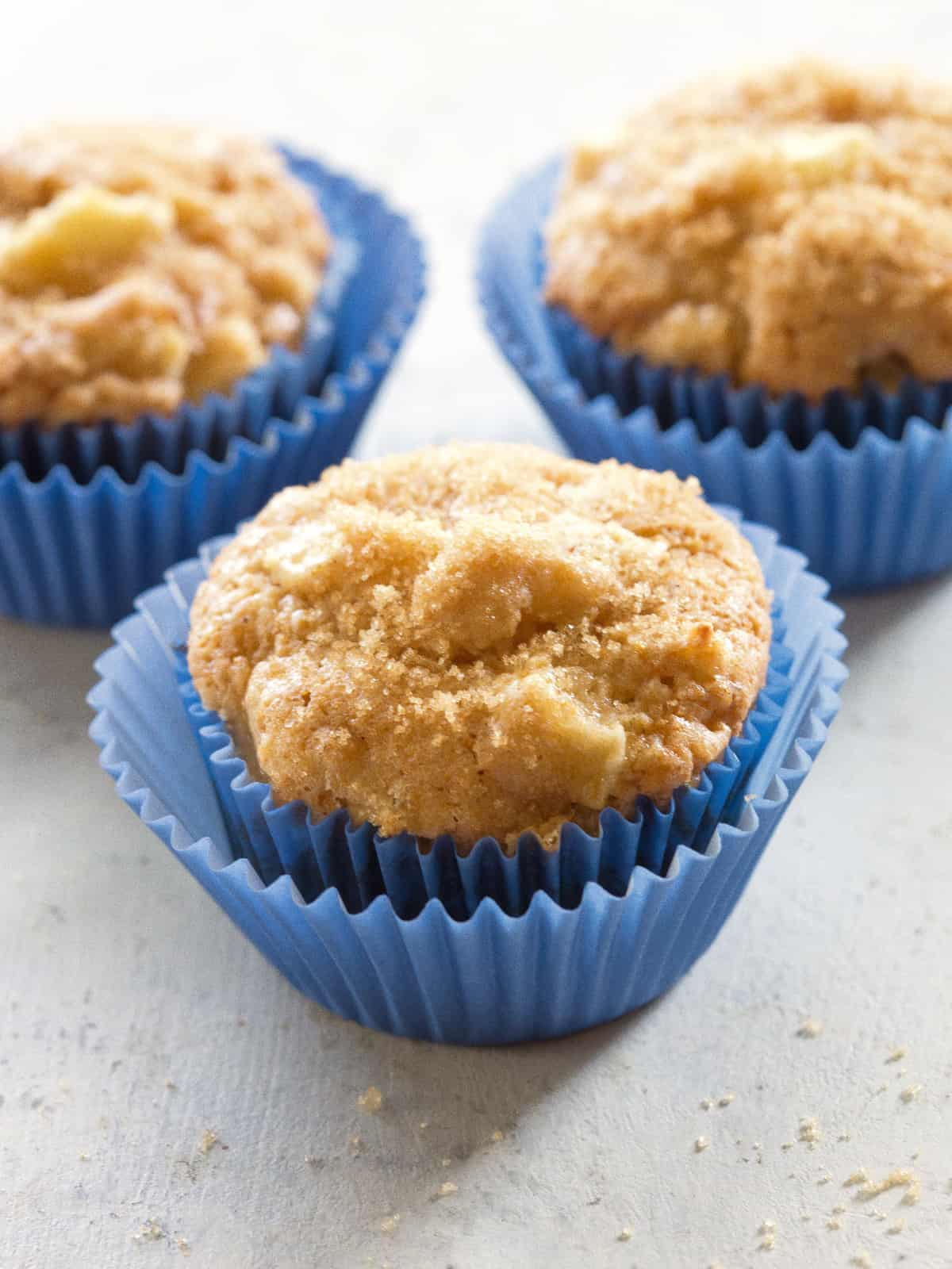 Apple Muffins Recipe The Girl Who Ate Everything