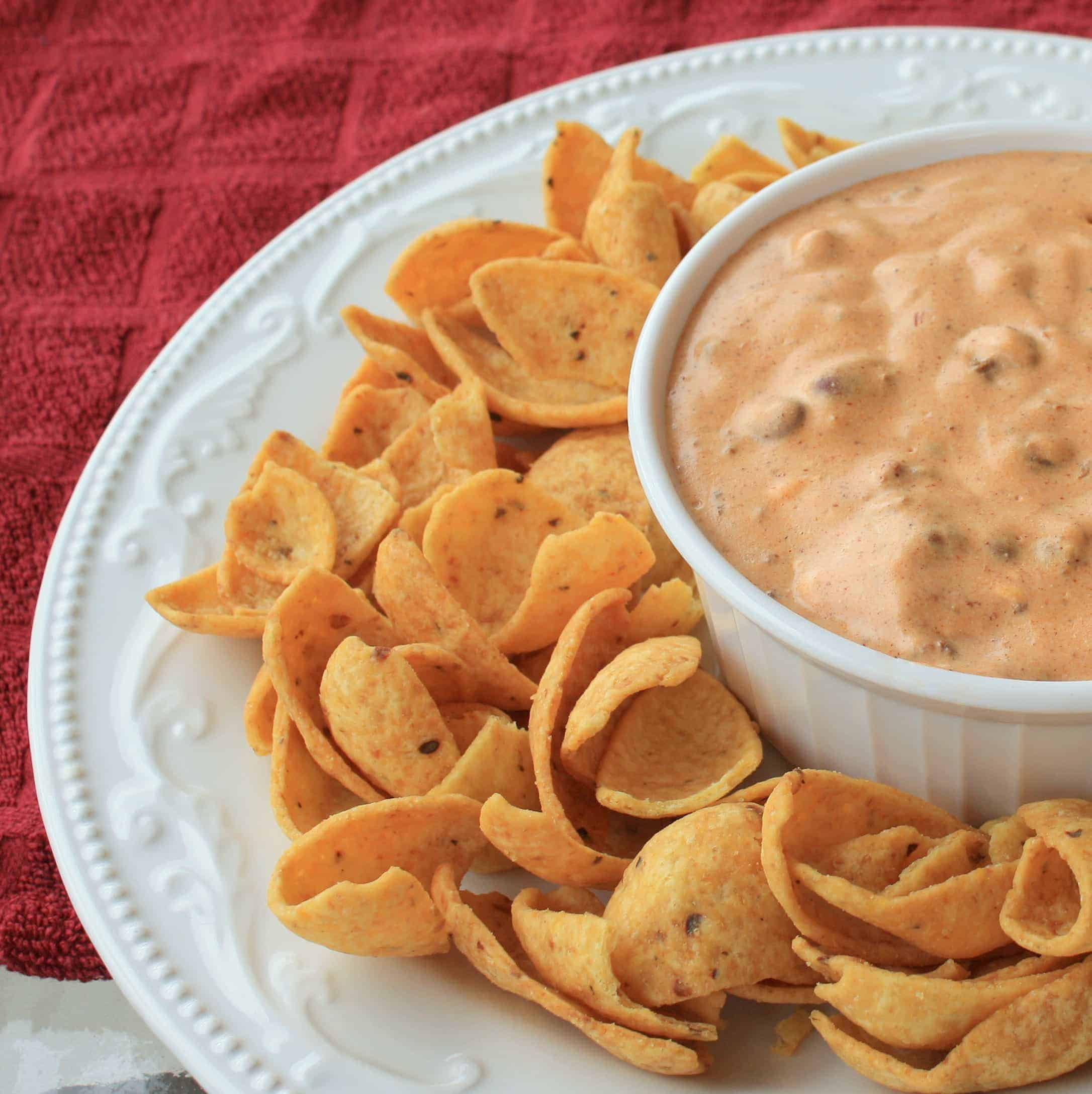 Chili Cream Cheese Dip The Girl Who Ate Everything