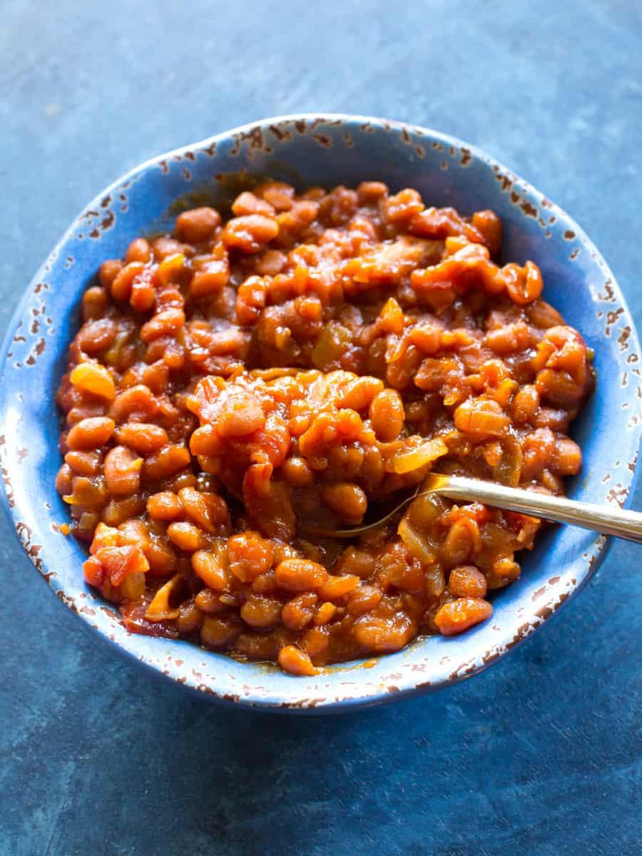 Heidi's Famous Baked Beans