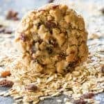 Chewy Oatmeal Raisin Cookie