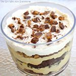 Peanut Butter Cup Trifle | The Girl Who Ate Everything