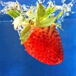 Healthy Strawberry Lemon Smoothie