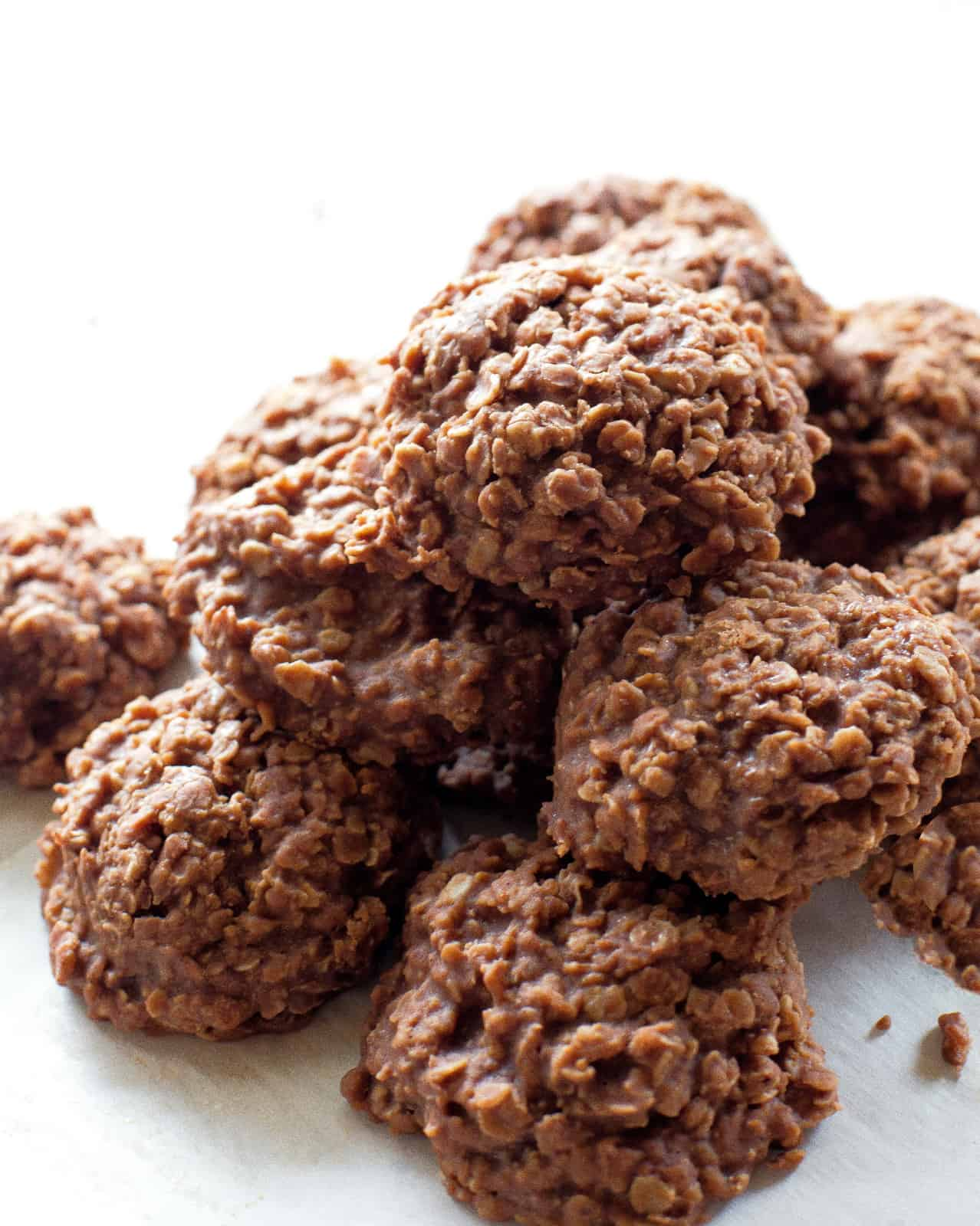 No Bake Cookies Recipe The Girl Who Ate Everything