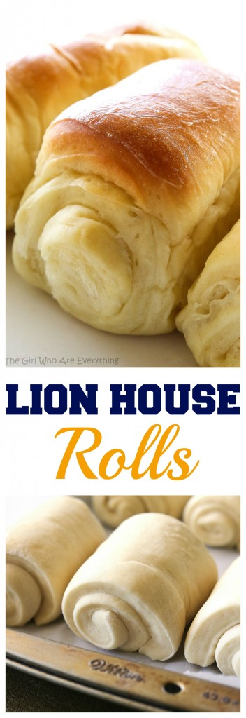 Lion House Rolls - my favorite rolls hands down! Soft, fluffy and unbelievable! #lion #house #roll #recipe #bread #rolls #thanksgiving #easter