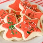 Day 7 of 12 Days of Christmas Cookies: Sugar Cookies from Taste and Tell