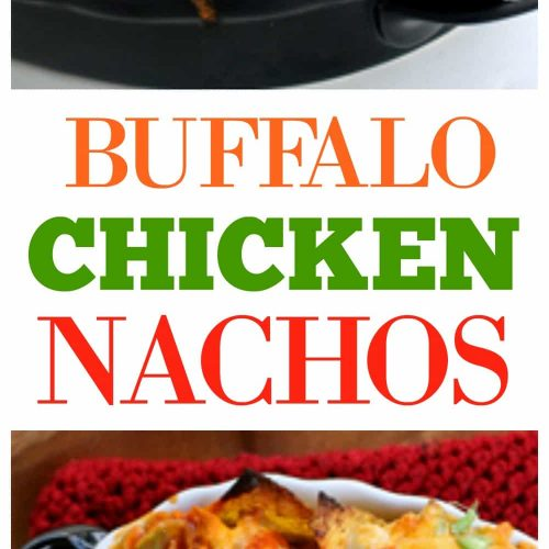 Buffalo Chicken Nachos The Girl Who Ate Everything
