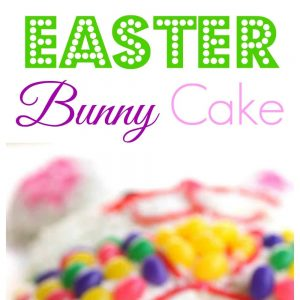 Easter Bunny Cake - so easy and always a hit with everyone for Easter. the-girl-who-ate-everything.com
