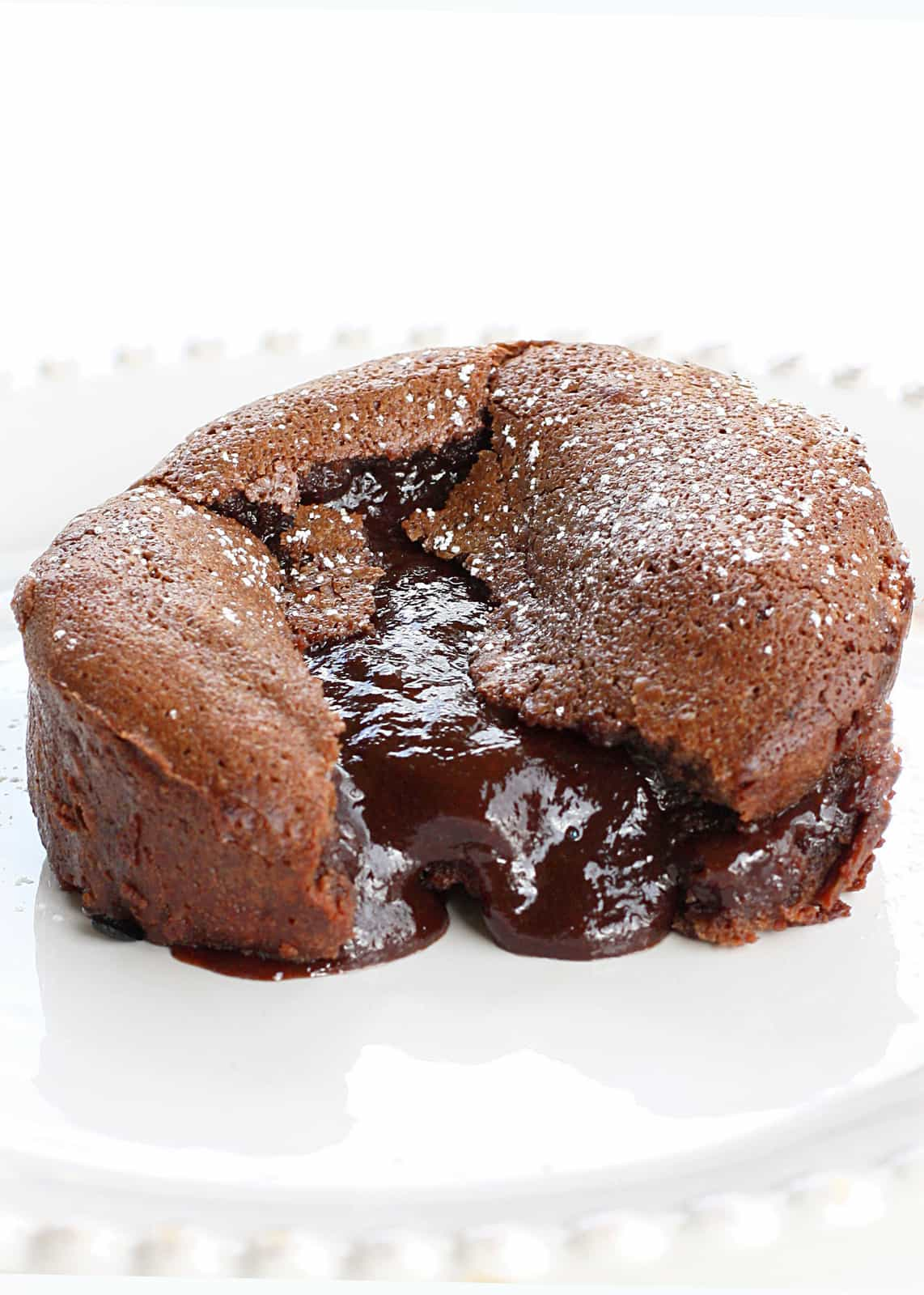Roy's Chocolate Souffle (Molten Lava Cake)