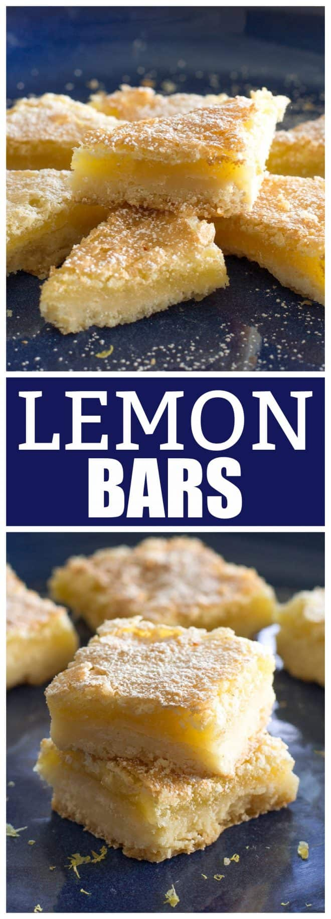 lemon bars