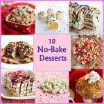 10 No-Bake Desserts You Need