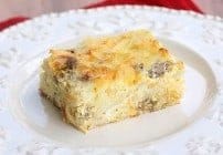 Martha's Breakfast Casserole