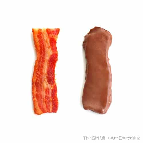 Chocolate Covered Bacon - The Girl Who Ate Everything