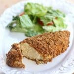 6 Tips to Eating Healthy and Shedding those Pounds and Fiber-One Parmesan Crusted Chicken