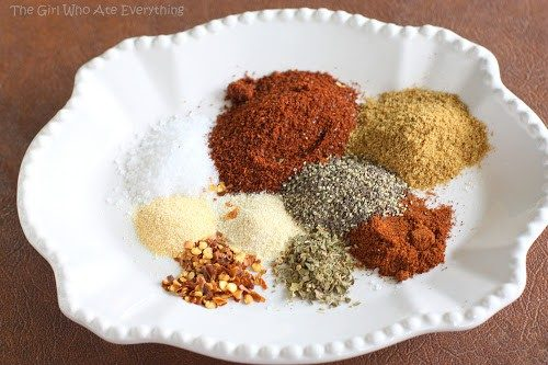 Homemade Taco Seasoning Recipe The Girl Who Ate Everything
