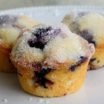 Blueberry Lemon Muffins and Easter Menu Ideas