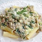 Sausage and Escarole Pasta