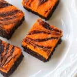 Scream Cheese Brownies