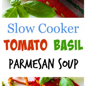 This Slow Cooker Tomato Basil Soup is one of my favorites - the-girl-who-ate-everything.com