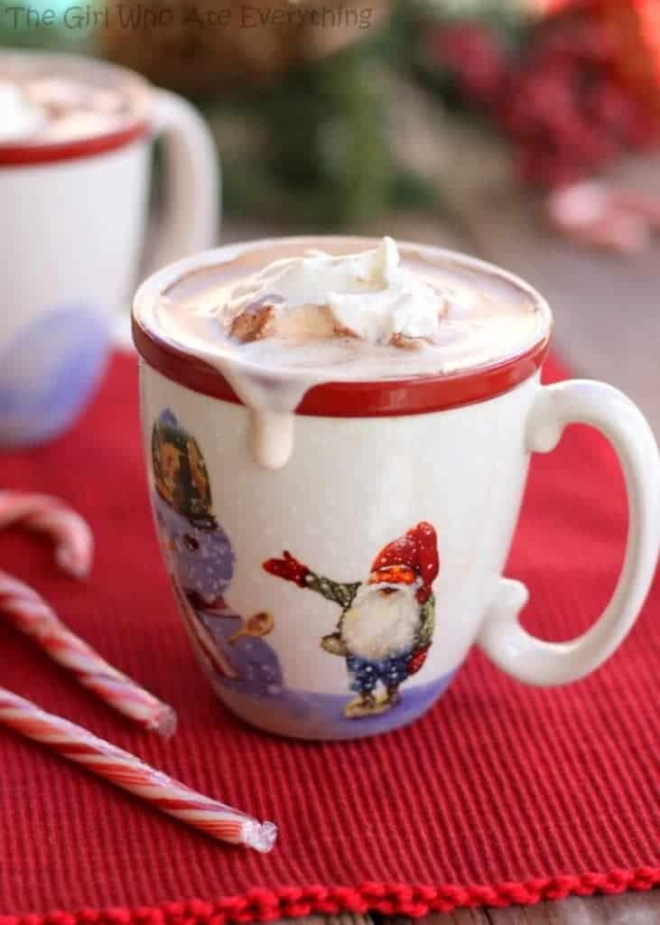 Polar Express Hot Chocolate