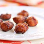 Bacon Wrapped Water Chestnuts – Rumaki