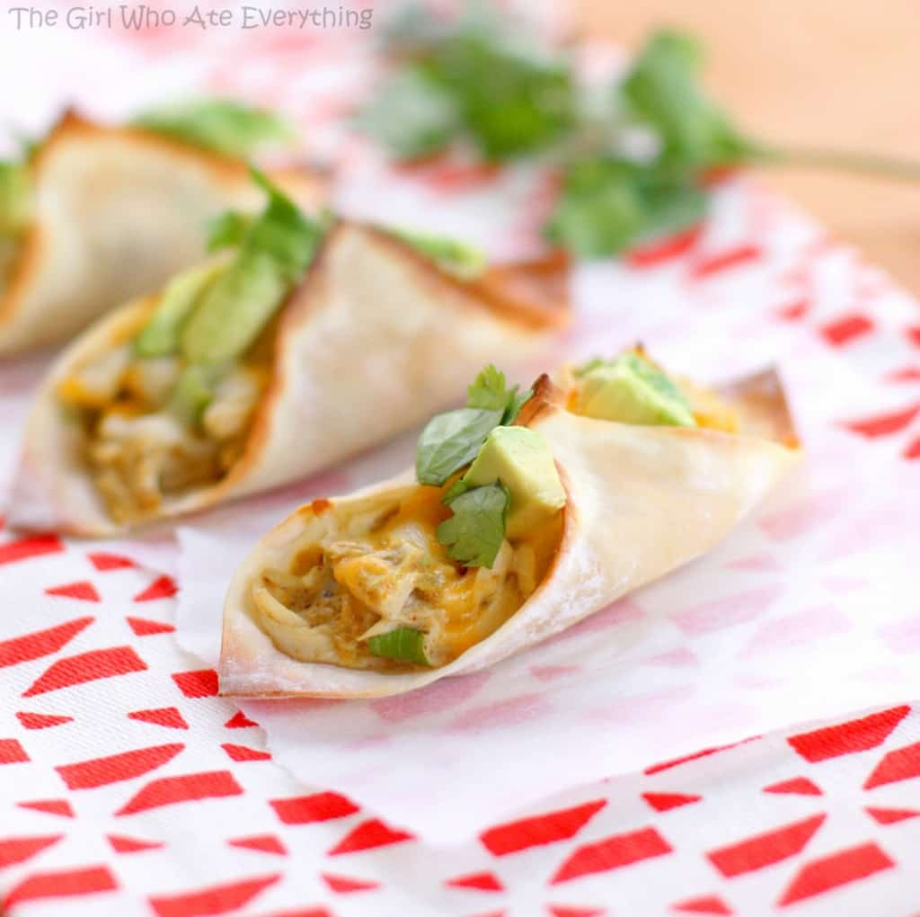 chicken-verde-wonton-tacos