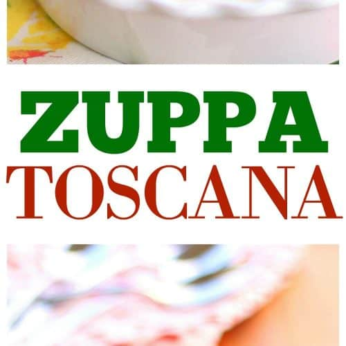 Zuppa Toscana - The Girl Who Ate Everything