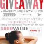 The Ultimate Valentine's Getaway {Giveaway}