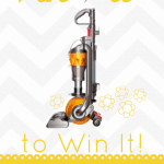 Pin it to Win it – Dyson Vacuum Giveaway
