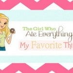 My Favorite Things – June Edition