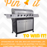 Summer Grillin' Pin It to Win It Giveaway