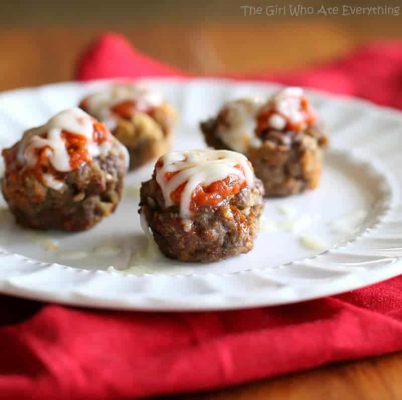 mini-meatloaves