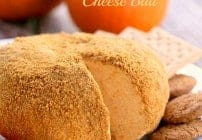 "Pumpkin Pie ""Cheese"" Ball"