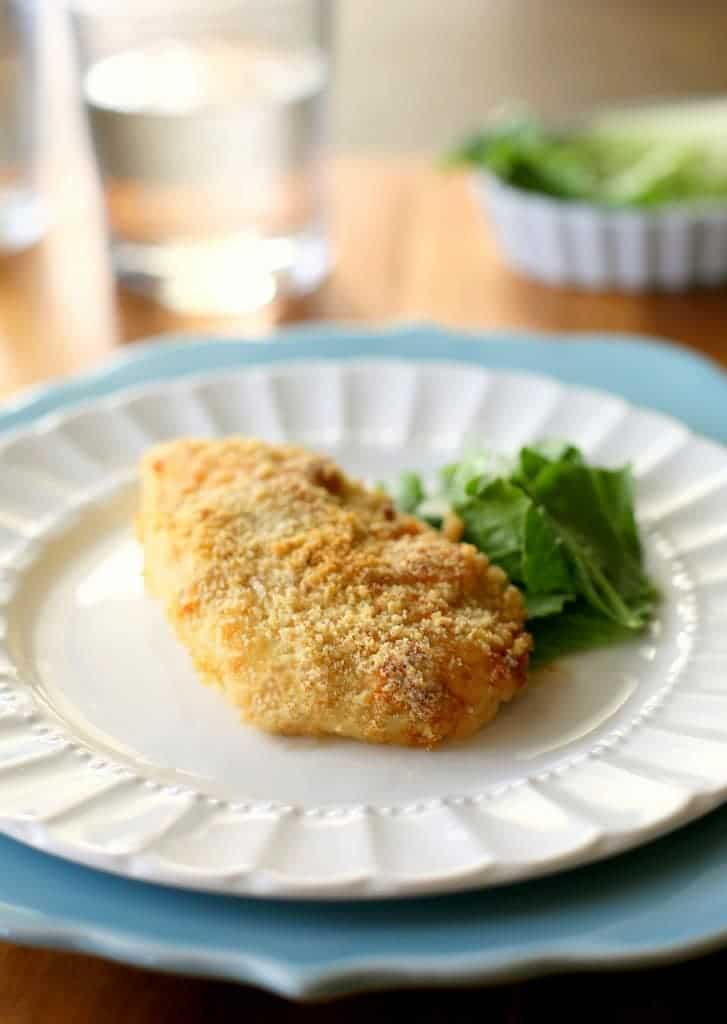 Parmesan Caesar Chicken   The Girl Who Ate Everything