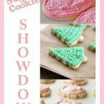 The Sugar Cookie Showdown
