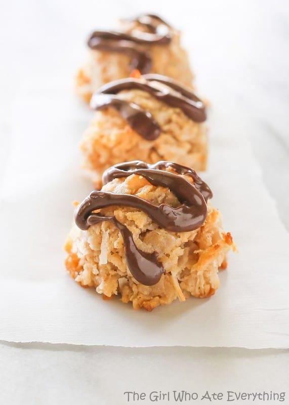 Peanut Butter Macaroons