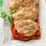 Slow Cooker Chicken Parmesan | The Girl Who Ate Everything