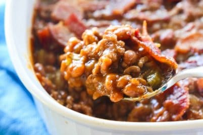 The Best Baked Beans   The Girl Who Ate Everything