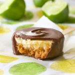 Key Lime Pie On A Stick