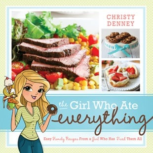 The Girl Who Ate Everything Cookbook