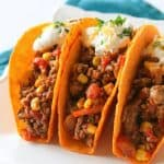Texas Tacos and a Giveaway