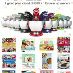 Kitchen Aid and Blogger Cookbook Giveaway