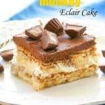 Chunky Monkey Éclair Cake