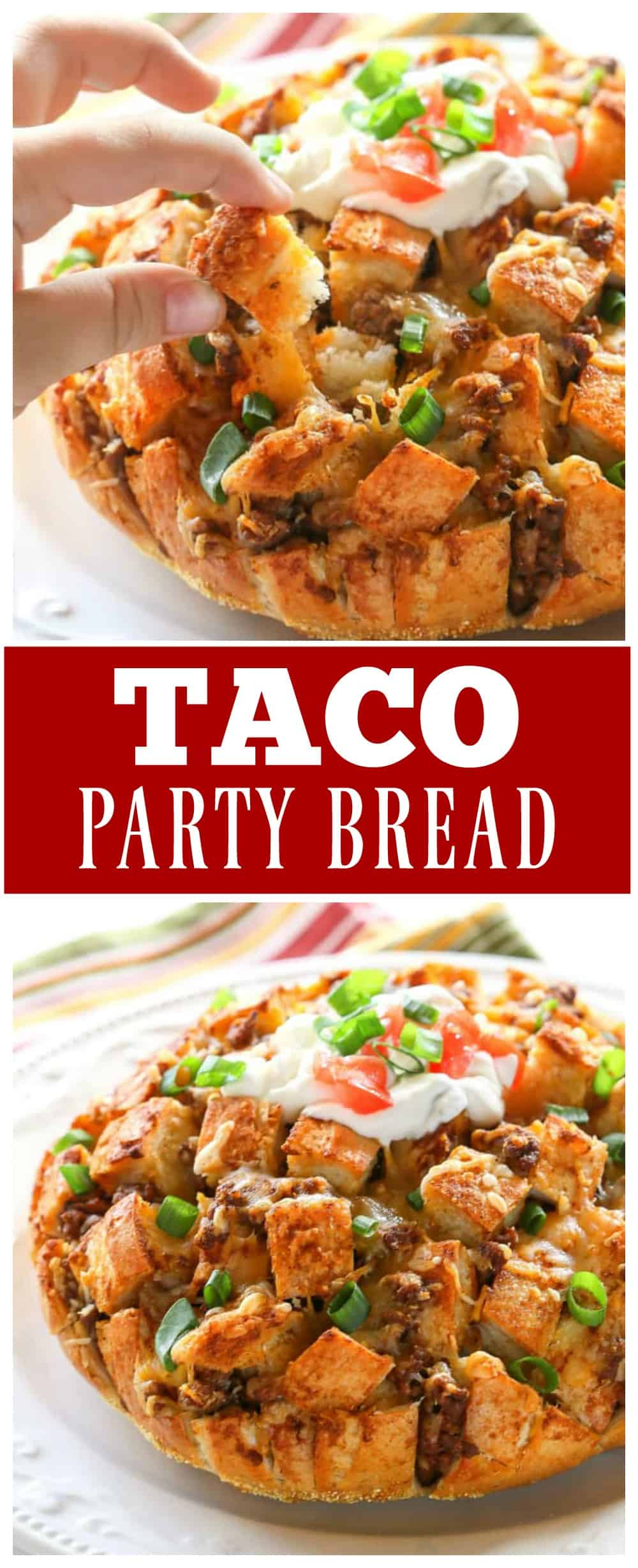 Taco Party Bread