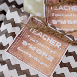 S'mores Back to School Teacher Gift