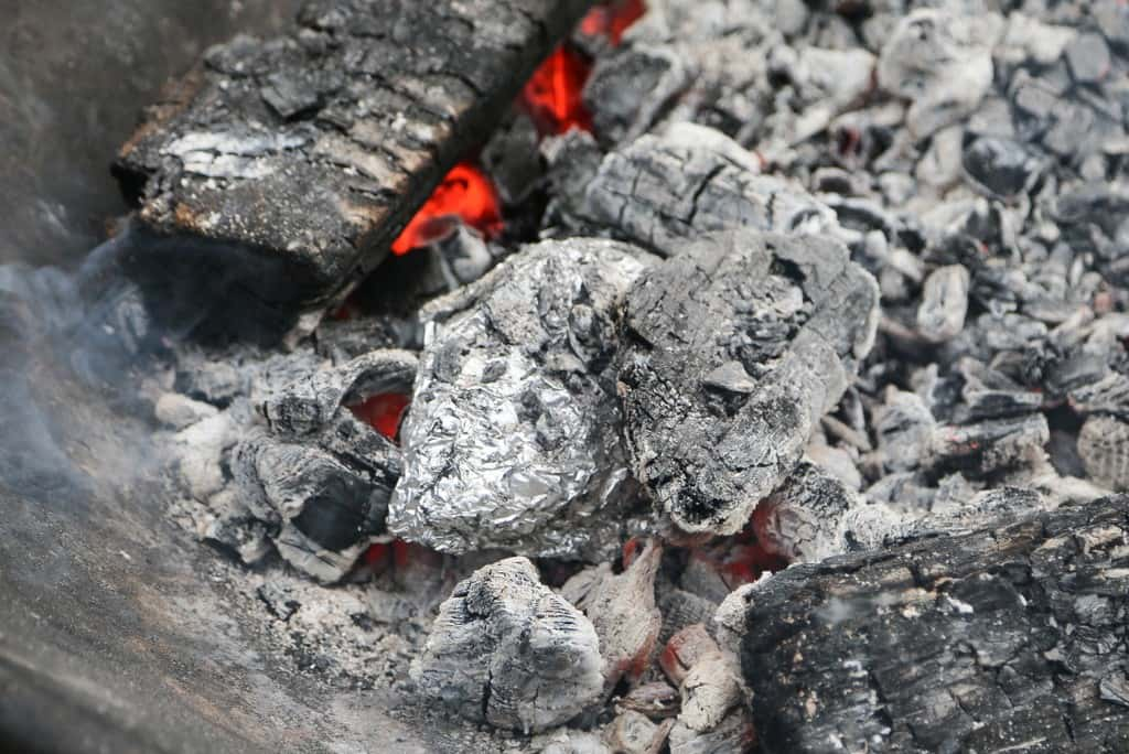 "Easy Tin Foil Dinners - a camping tried and true recipe. Also called ""hobo"" dinners. So good! the-girl-who-ate-everything.com"