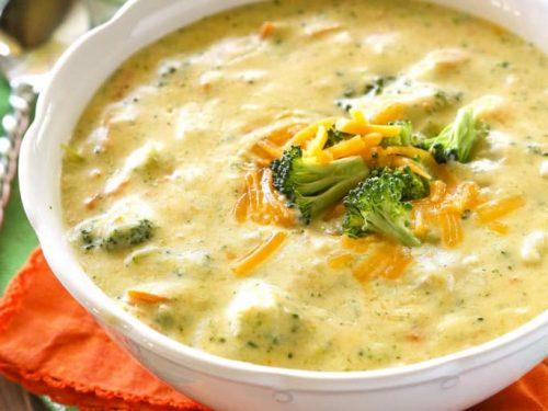 Panera S Broccoli Cheddar Soup
