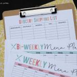 Menu Planner - content1