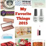My Favorite Things – 2015