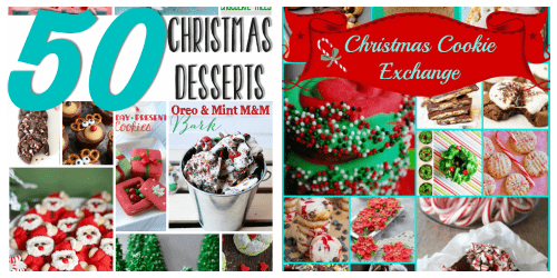 more christmas cookies and desserts